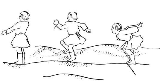 Игра «Тройной прыжок»»огл.